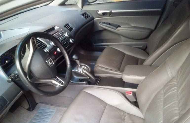 Honda New Civic EXS 1.8 16V (Aut) (Flex) - Foto #9