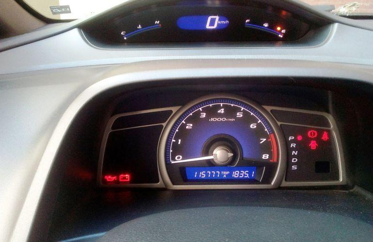 Honda New Civic EXS 1.8 16V (Aut) (Flex) - Foto #10