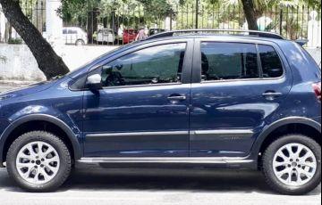 Volkswagen CrossFox 1.6 VHT (Flex) - Foto #1