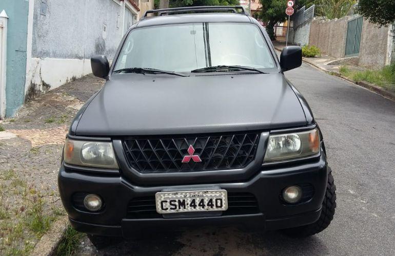 Mitsubishi Pajero GLS 4x4 3.0 V6 - Foto #9