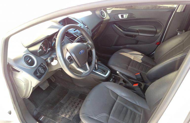 Ford New Fiesta Titanium 1.6 16V PowerShift - Foto #7