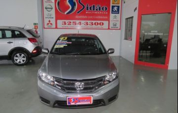 honda city lx 1.5 16v flex aut.