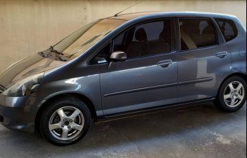 Honda Fit LX 1.4 (flex) - Foto #4