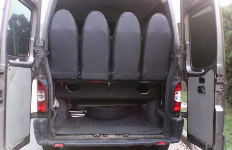 Renault Master Minibus L1H1 16 lugares - Foto #4