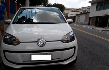 Volkswagen Up! 1.0 12v E-Flex move up! 4p - Foto #9