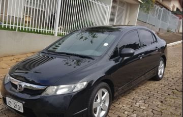 Honda New Civic LXS 1.8 16V (Flex)
