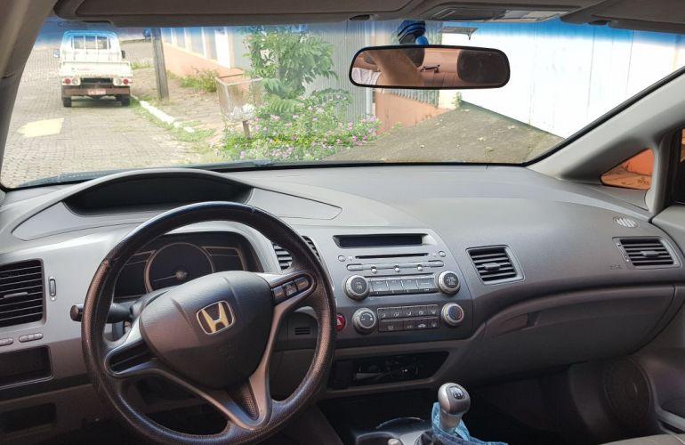 Honda New Civic LXS 1.8 16V (Flex) - Foto #5