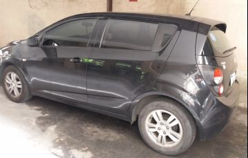 Chevrolet Sonic Hatch LT 1.6 - Foto #3