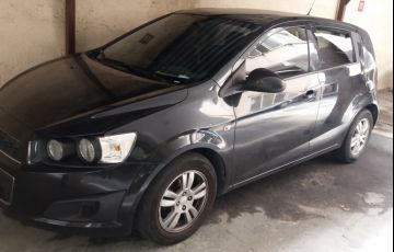 Chevrolet Sonic Hatch LT 1.6 - Foto #5