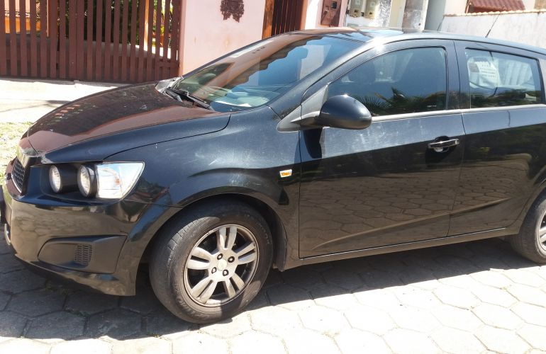 Chevrolet Sonic Hatch LT 1.6 - Foto #6