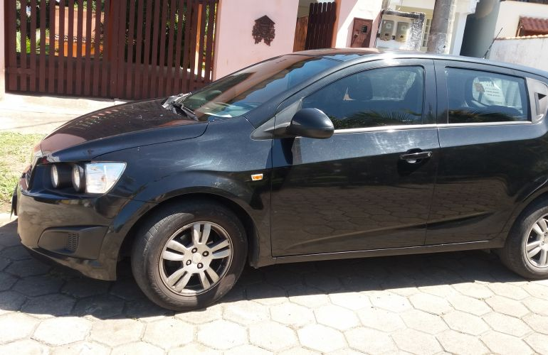Chevrolet Sonic Hatch LT 1.6 - Foto #7