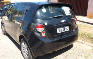 Chevrolet Sonic Hatch LT 1.6 - Foto #8