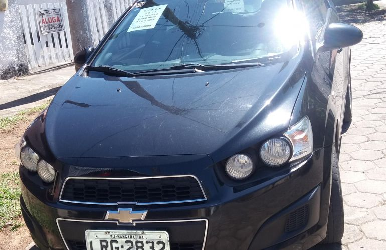 Chevrolet Sonic Hatch LT 1.6 - Foto #9