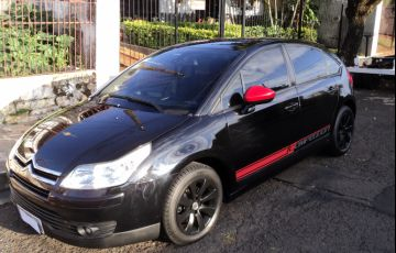Citroën C4 Exclusive Sport 2.0 (aut) (flex)