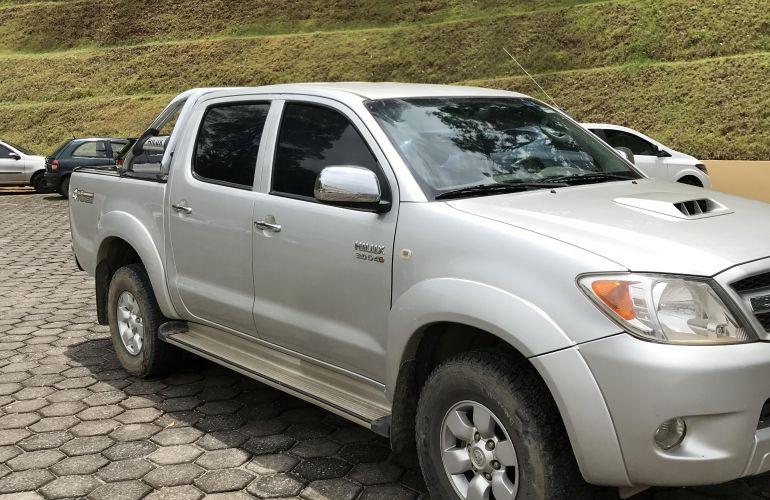 Toyota Hilux SRV 4X4 3.0 (cab dupla) (aut) - Foto #7