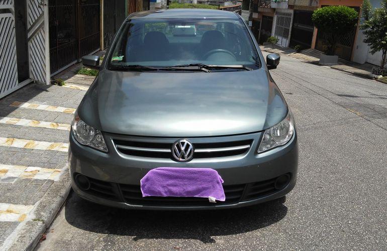 Volkswagen Voyage 1.0 TEC Trendline (Flex) - Foto #10