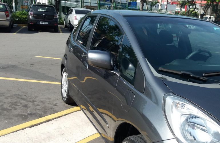 Honda Fit DX 1.4 (Flex) - Foto #4
