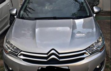 Citroën C4 Lounge Exclusive 1.6 THP (Flex) (Aut)