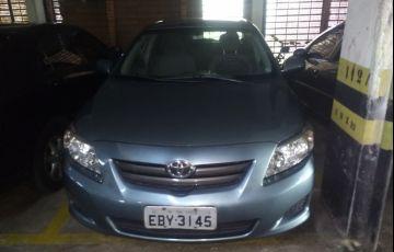 Toyota Corolla Sedan XLi 1.8 16V (flex) - Foto #1