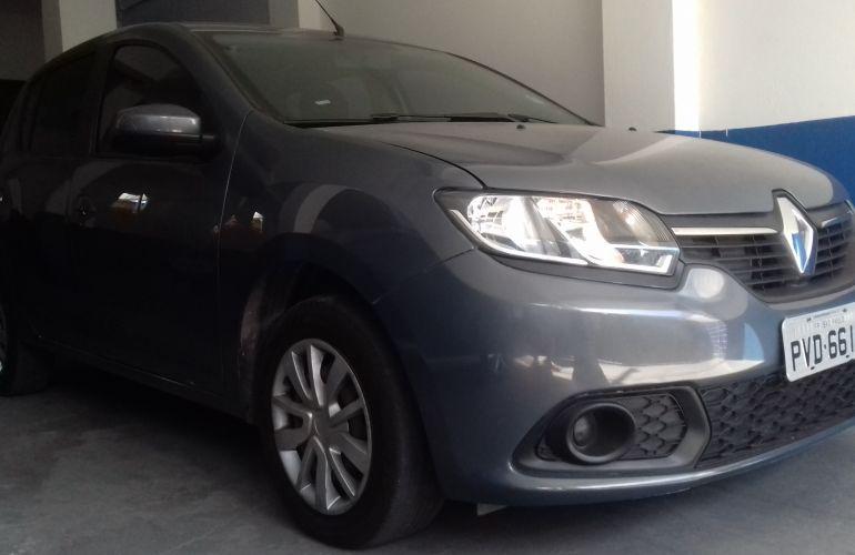 Renault Sandero Expression 1.6 8V - Foto #1