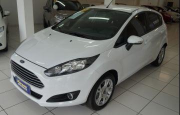 Ford New Fiesta SEL 1.6 16V (Aut)