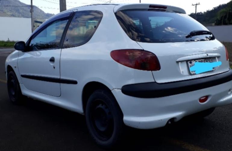 Peugeot 206 Hatch. Sensation 1.4 8V (flex) - Foto #6