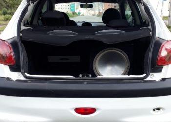 Peugeot 206 Hatch. Sensation 1.4 8V (flex) - Foto #7
