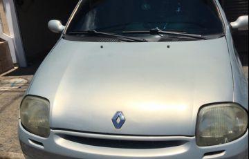 Renault Clio Hatch. RN 1.0 16V - Foto #6
