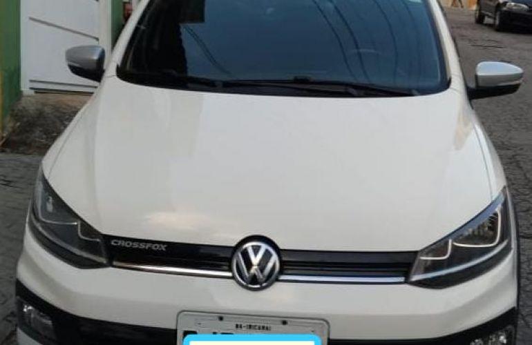 Volkswagen CrossFox 1.6 16v MSI (Flex) - Foto #1