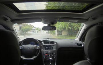 Citroën C4 Lounge Exclusive 1.6 THP (Flex) (Aut) - Foto #2