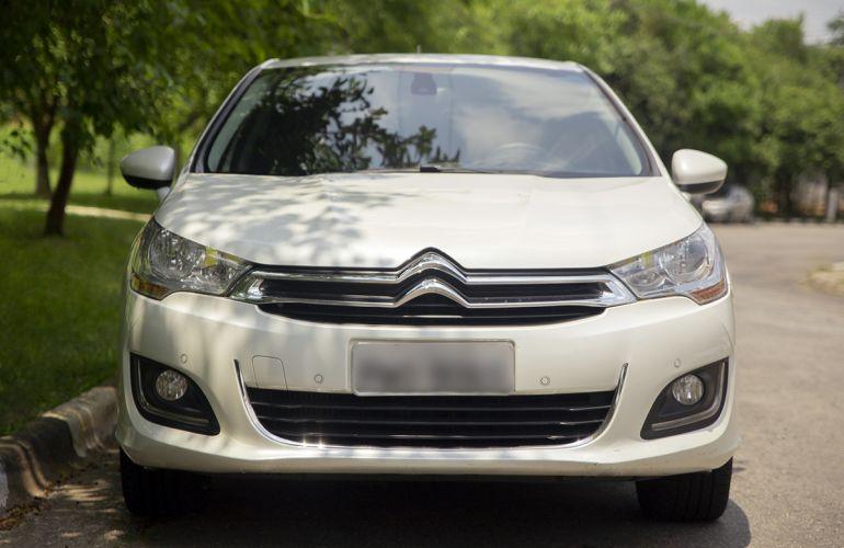 Citroën C4 Lounge Exclusive 1.6 THP (Flex) (Aut) - Foto #3