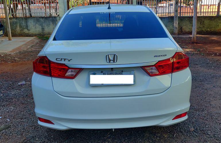 Honda City DX 1.5 (Flex) - Foto #7
