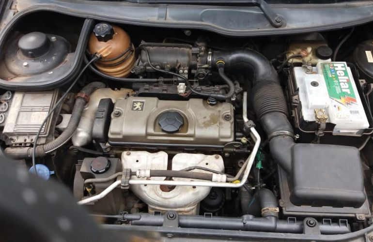 Peugeot 206 Hatch. Presence 1.6 16V - Foto #4