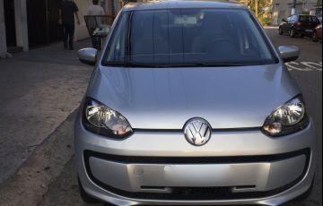 Volkswagen Up! 1.0 12v E-Flex move up! 4p - Foto #2