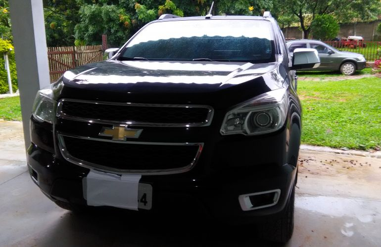 Chevrolet S10 LTZ 2.4 4x2 (Cab Dupla) (Flex) - Foto #10