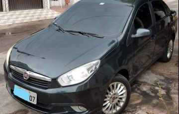 Fiat Grand Siena Attractive 1.4 8V (Flex) - Foto #3