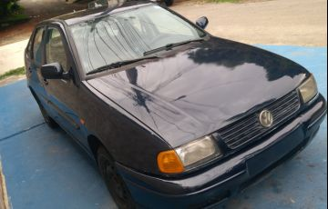 Volkswagen Polo Classic 1.8 MI - Foto #2