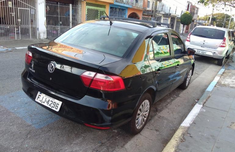 Volkswagen Voyage (G6) 1.0 TEC Total Flex - Foto #8