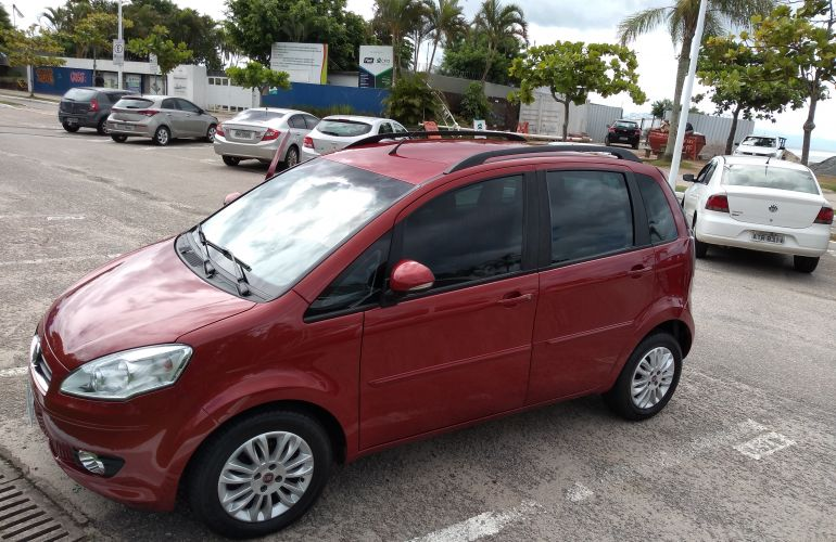 Fiat Idea Attractive 1.4 8V (Flex) - Foto #1