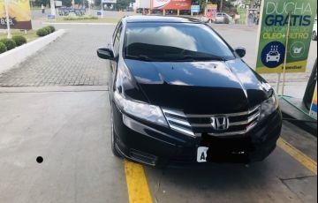 Honda City LX 1.5 16V (flex) - Foto #3