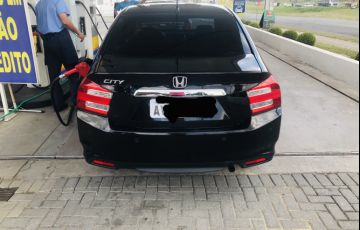 Honda City LX 1.5 16V (flex) - Foto #5