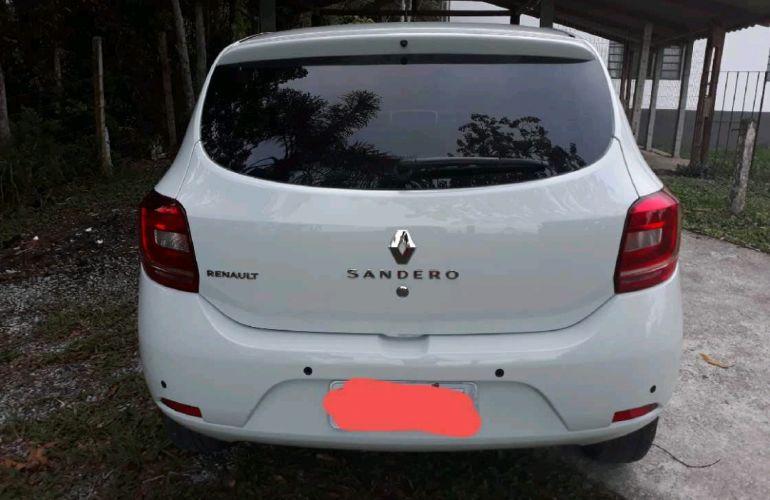 Renault Sandero Expression 1.0 12V SCe (Flex) - Foto #4