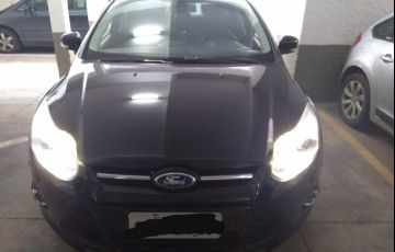 Ford Focus Hatch Titanium Plus 2.0 16V PowerShift - Foto #1