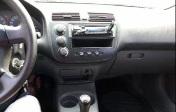 Honda Civic Sedan LX 1.7 16V - Foto #4