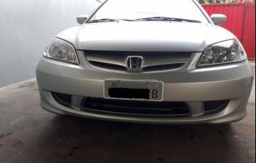 Honda Civic Sedan LX 1.7 16V - Foto #5