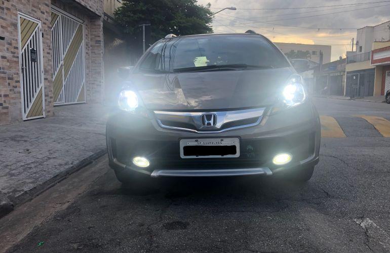 Honda Fit Twist 1.5 16v (Flex) - Foto #1