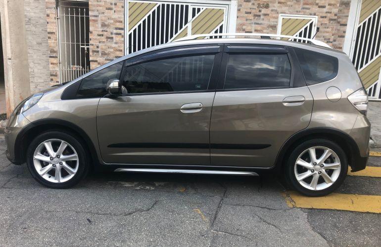 Honda Fit Twist 1.5 16v (Flex) - Foto #3