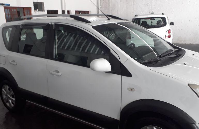 Nissan Livina X-Gear SL 1.8 16V (flex) (aut) - Foto #4
