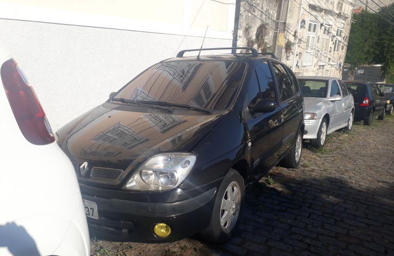 Renault Scénic Privilège 1.6 16V (flex) - Foto #8