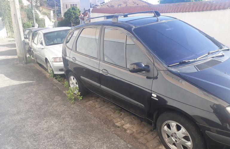 Renault Scénic Privilège 1.6 16V (flex) - Foto #10